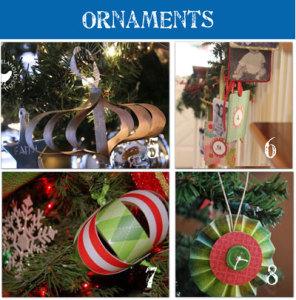 Cum fac rost de ornamente pentru Craciun?