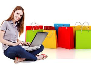 Profita de cumparaturile facute online