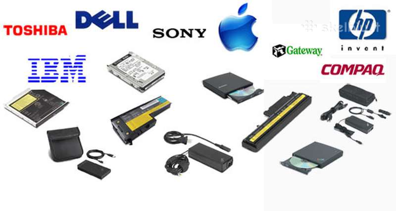 Ce accesorii si componente de laptop puteti cumpara de la Mentor Market?