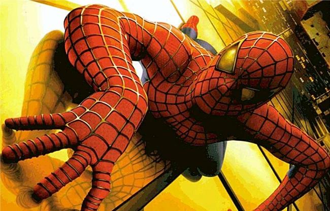 O parte din abilitatile lui Spider Man