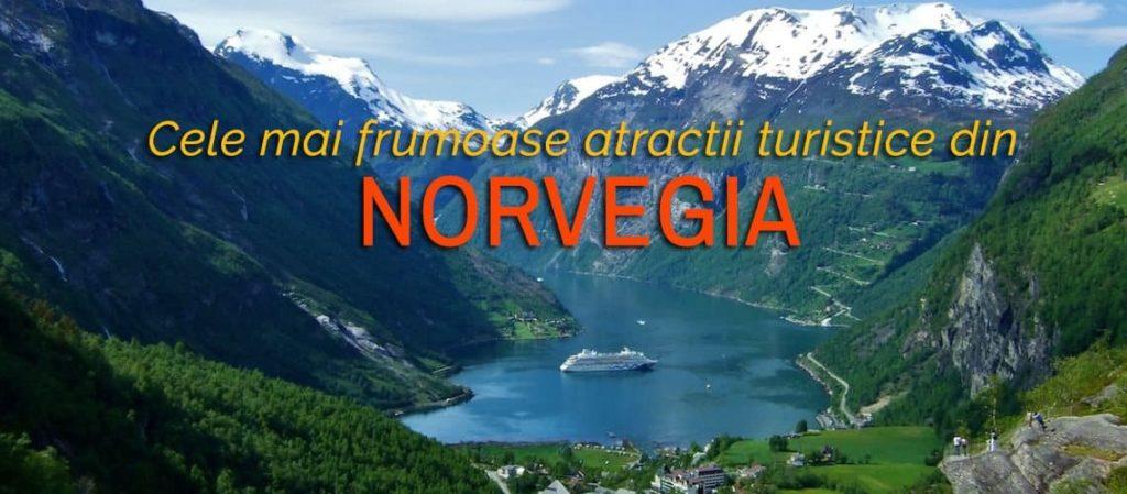 Locuri minunate in Norvegia