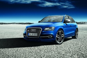Primul  diesel din istoria  Audi  - SQ5 TDI