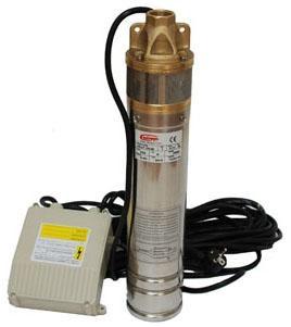 pompa submersibila apa curata in regim hidrofor