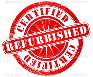 Piata produselor refurbished