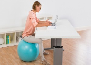 Cum putem slabi stand la birou?