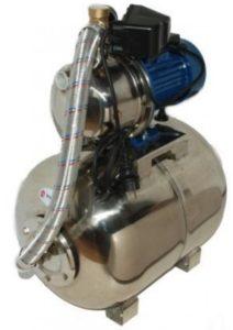 hidrofor cu pompa si bazin inox