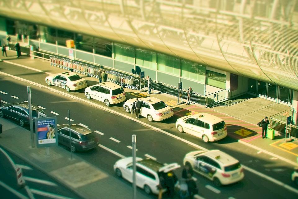 Parcare pe termen lung aeroport