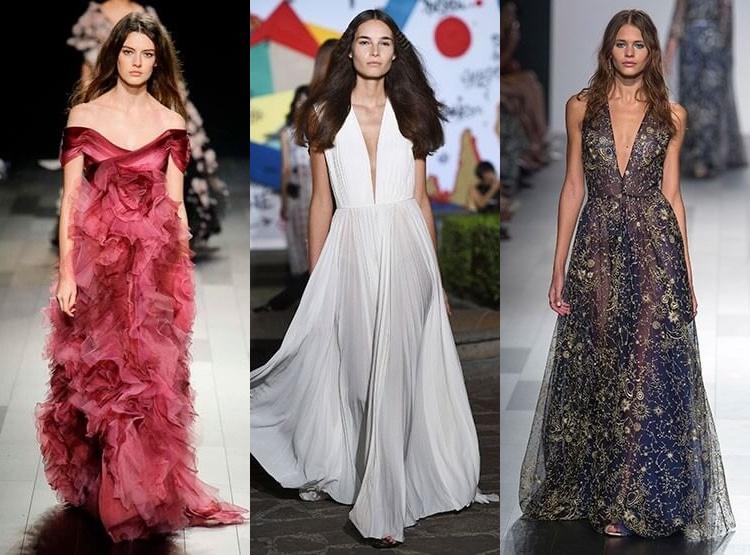 Rochii de ocazie la moda in anul 2018