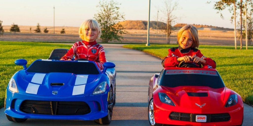 Cum alegi masina copilului tau in functie de varsta?