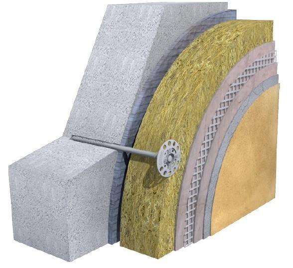 Istoria fibrelor bazaltice
